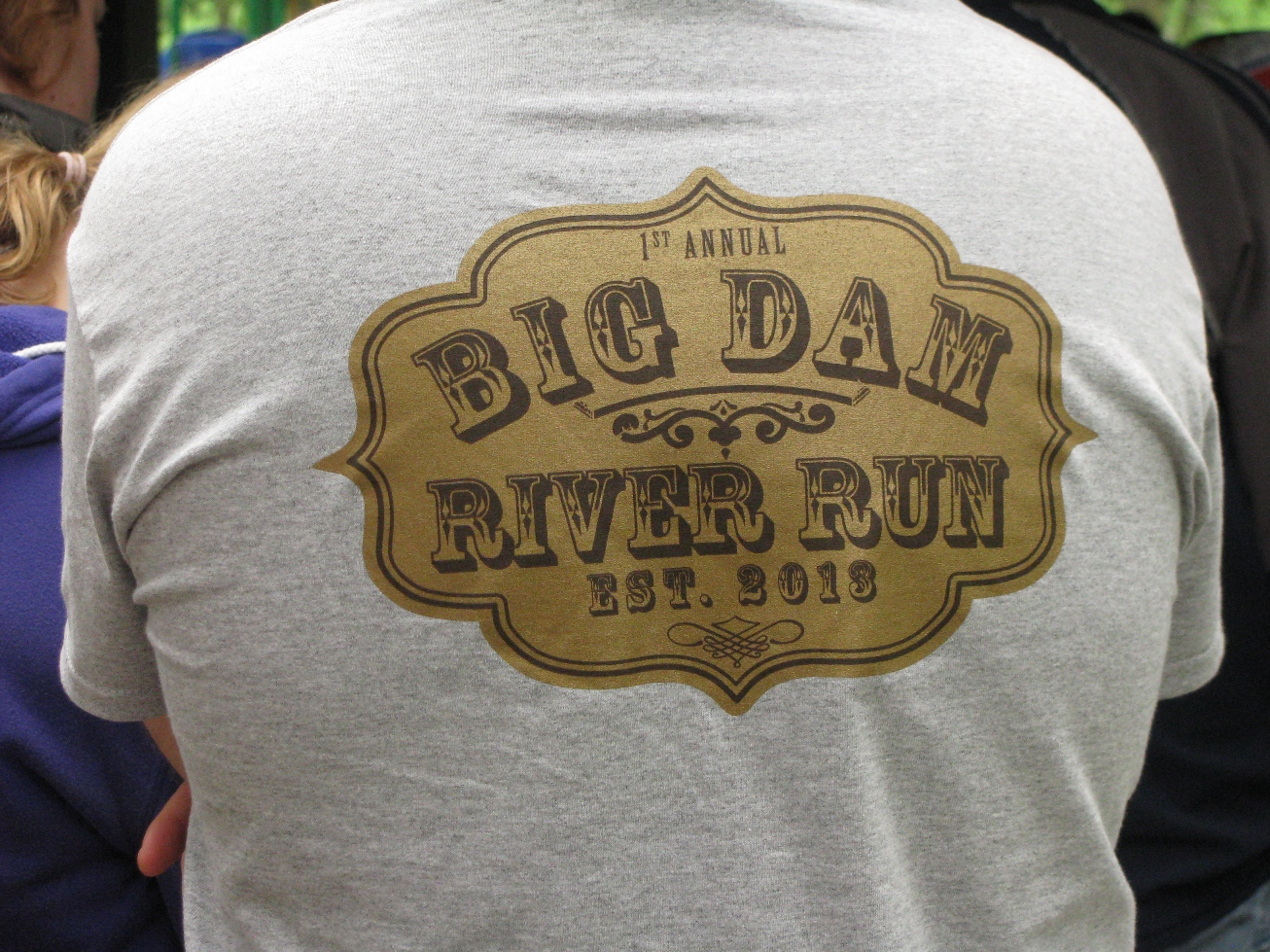 2013 Big Dam River Run