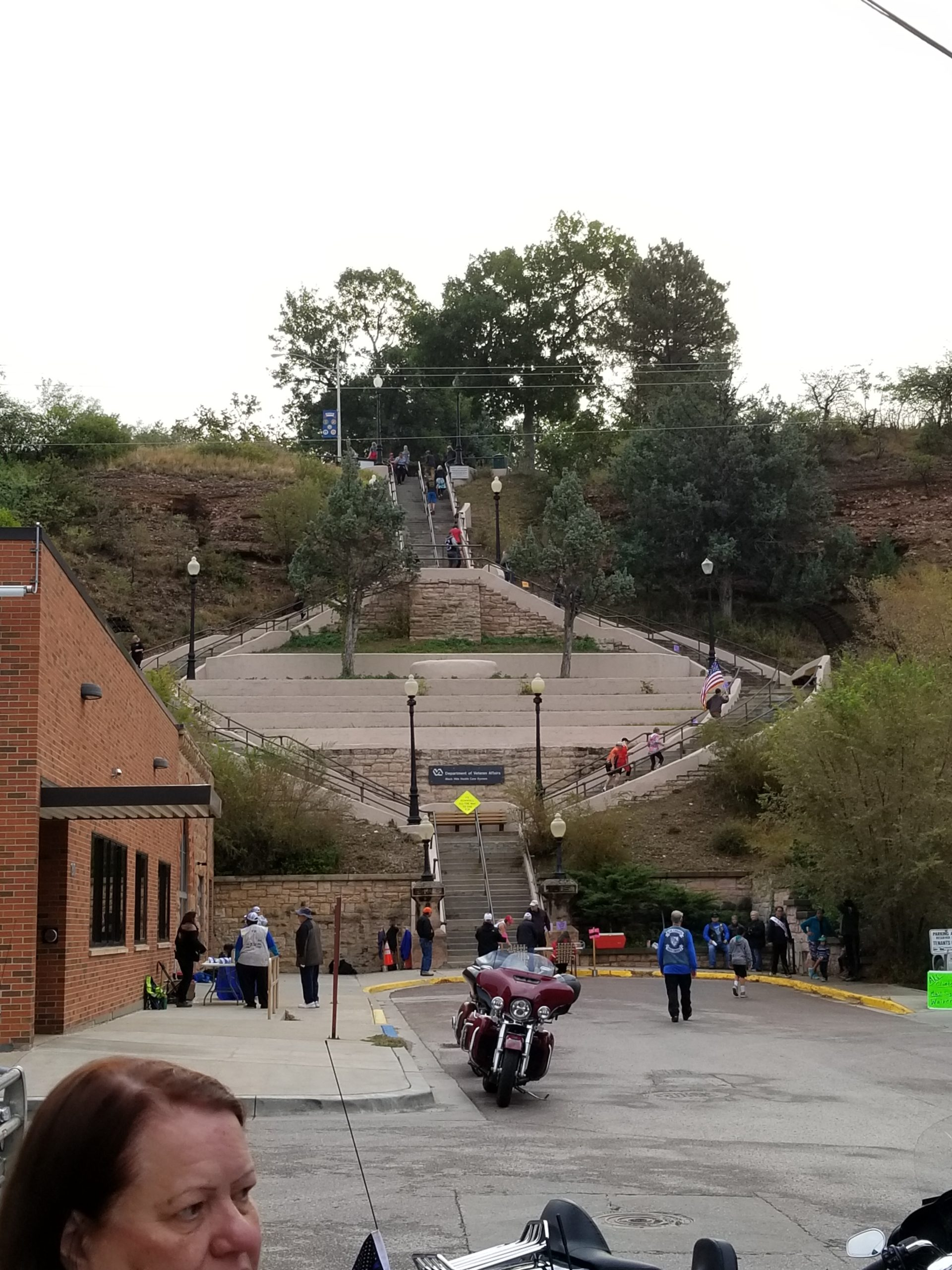 9-11 Staircase